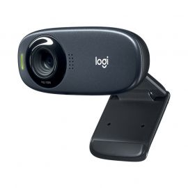 Logitech C310 HD Webcam For 720p HD Video Call 1007822