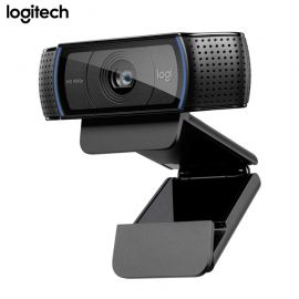 Logitech C920E Pro 1080p Full HD Webcam for Video Calling and Recording, Dual Stereo Audio, Stream Gaming in BD at BDSHOP.COM