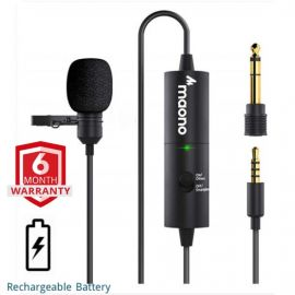 Rechargeable Clip Microphone (MAONO AU-100R) 1007588