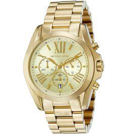Michael Women's Bradshaw Gold-Tone Watch MK5605 107226