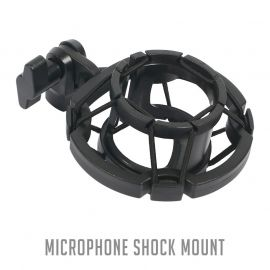 Microphone Shock Mount Holder for Studio Recording (Odio, SM-100) 106856A
