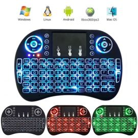 Wireless Mini Keyboard with Backlit, Touchpad for Android TV Box and PC 106158
