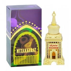 Muzakkerat by Al Haramain Attar (12 ml)