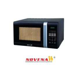 Novena Smart Electric MicroWave Oven (Silver & Black) 104443