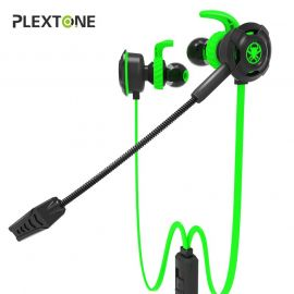 Plextone G30 PC Gaming Headset With Microphone In Ear Bass Noise Cancelling Earphone For Phone, Computer, PS4 1007916