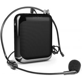 Portable Rechargeable Voice Amplifier With Microphone for Teachers, Tour Guides, Coaches, Training, Promotion (MAONO C01) 1007174
