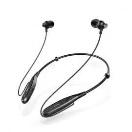QCY QY25 Plus Magnetic Absorption Headphone - BLACK 106888A