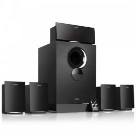 Edifier R501T III Versatile Speaker (5:1) With Remote,Memory Slot,USB (93W) in BD at BDSHOP.COM