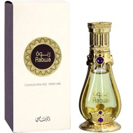 Rabwa, Concentrated Perfume Oil For Men and Women, 19ml 1076521