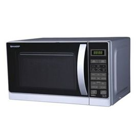 Sharp R-72A1 25-Liter Microwave Oven 107279