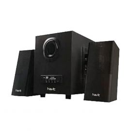 HAVIT SK590 2:1 Multi Function AC Power SPEAKER with Bluetooth Function 1007837