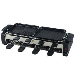Smokeless Electric BBQ Grill Hy-9099 3-in-1 107215