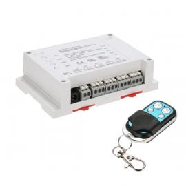 4 Channel Remote Control + Smartphone Control Smart Switch - SONOFF 4CH Pro (10A, 2200W) 107607