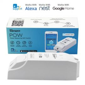 Sonoff Pow WiFi Switch With Power Consumption Measurement 107595