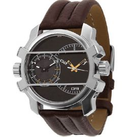 Fastrack Dual Time Gents Watch (3098SL02) 105848