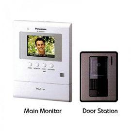 Panasonic Home Security Video Door Phone Intercom System VL-SV30BX 107558