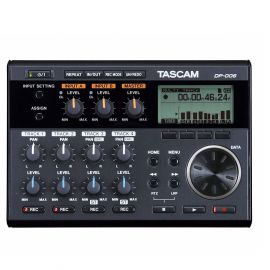Tascam DP-006 Digital Portastudio Multitrack Recorder 106807A