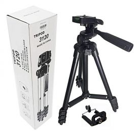 Mobile Tripod 3120A With Phone Holder 102cm Long 106997