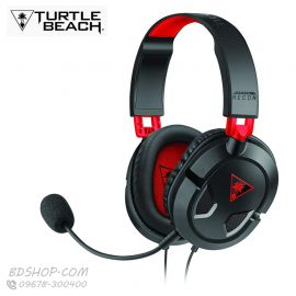 Turtle Beach Recon 50 Gaming Headset for PC/Mac, PlayStation 4, Xbox One in BD at BDSHOP.COM