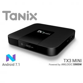 TX3 Mini Android TV Box (2GB, 16GB) 107435