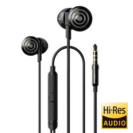 UiiSii Hi-Res Hi-905 Wired In-ear Earphone with Metal Dual Drivers 1007882