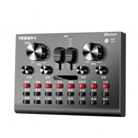 V8X Live Streaming Audio Interface (Bluetooth, Rechargeable) 1007373