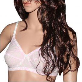 Kalyani Waves Comfort Bra (Pink) 103855