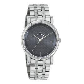 Titan Karishma Analog Black Dial Men's Watch - 1639SM02 107403