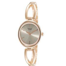 Titan Raga Viva Analog Rose Gold Dial Women's Watch-2579WM01 107538
