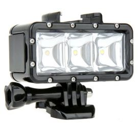 Waterproof Diving LED Light for Action Camera 105531