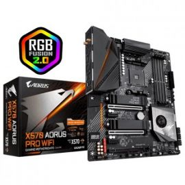 Gigabyte X570 Aorus Pro Wifi AMD ATX Motherboard in BD at BDSHOP.COM