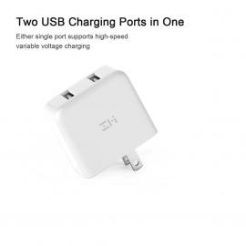 Original Xiaomi ZMI Dual USB Charger 1007385