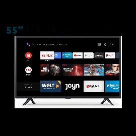 """Xiaomi Mi 4S 55"""" 4K Android Smart TV  (EU Version, L55M5-5A) 1007500"""