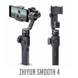 Zhiyun Smooth 4 Smartphone Gimbal - Best For Mobile Filmmakers 107640