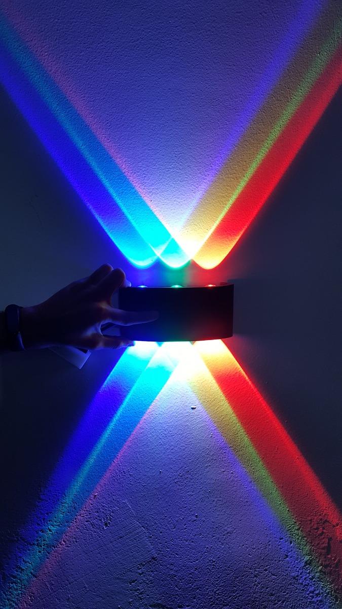 RGB Spot Light in BD