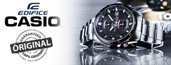 Original Casio Edifice Watch in Bangladesh